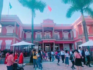 政府開放日、マカオのピンクハウスの見どころ5つ