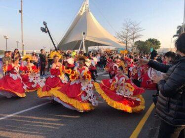 マカオ国際パレードでお祭り気分を楽しもう!
