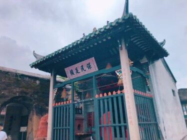 【マカオ世界遺産】ナーチャ廟・個性的な写真スポットで疫病退散!
